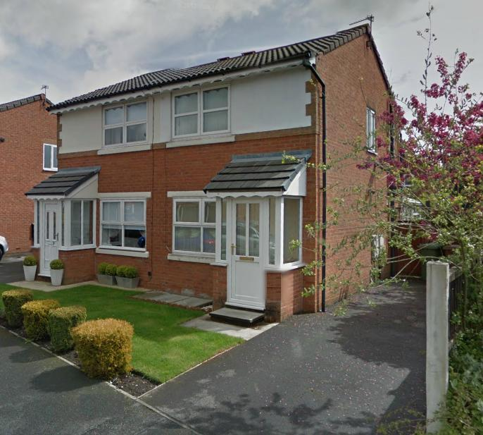 £117,000 - Squires Close, Haydock, St Helens, Merseyside
