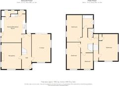 Floorplan 1 of 1 for Crisbrook House, Cave Hill