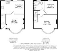 Floorplan 1 of 1 for 84 Beverley Road