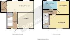Floorplan 1 of 1 for 7 Sycamore Close