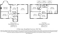 Floorplan 1 of 1 for 4 Park View