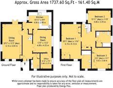 Floorplan 1 of 1 for Holmray Cottage, Park Street