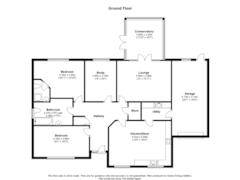 Floorplan 1 of 1 for 1 Foxleigh Crescent