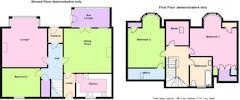 Floorplan 1 of 1 for Hillbank, Moathill
