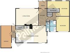 Floorplan 1 of 1 for 5 Tapps Lane