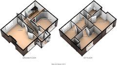 Floorplan 1 of 2 for 13 Filton Road