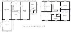 Floorplan 1 of 1 for Nantgarreg, Heol Y Maerdy