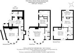 Floorplan 1 of 1 for Park Dene, Vernon Road