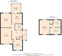 Floorplan 1 of 1 for 2 Coppice Wood Rise