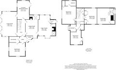 Floorplan 1 of 1 for The Old Pink House, Cooks Mill Lane