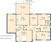 Floorplan 1 of 1 for 2 Foxleigh Crescent