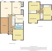 Floorplan 1 of 1 for 6 Mainwaring Drive