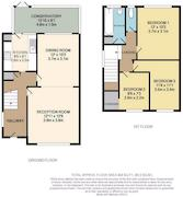 Floorplan 1 of 2 for 1a Winsford Road