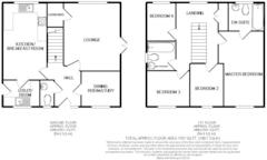 Floorplan 1 of 1 for 1 Pintail Close