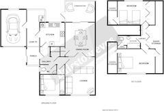 Floorplan 1 of 1 for 9 Frietuna Road