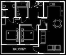 Floorplan 1 of 1 for 16 Iverson Road