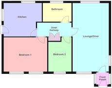 Floorplan 1 of 1 for 2 Palmers Walk