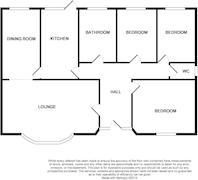 Floorplan 1 of 1 for 1b Broomhill Rise
