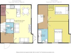 Floorplan 1 of 2 for 4 Lone Eagle Close