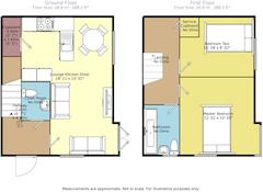 Floorplan 2 of 2 for 4 Lone Eagle Close
