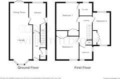 Floorplan 1 of 1 for 4 Glasbury Walk