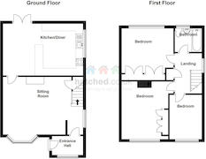 Floorplan 1 of 1 for 58 Ramillies Road