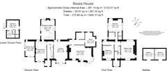 Floorplan 1 of 1 for Bezza House, Bezza Lane