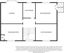Floorplan 1 of 1 for 4 Melville Place