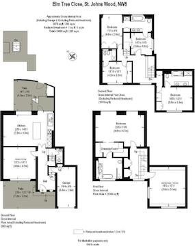 5 Elm Tree Close, St Johns Wood, London Nw8.Jpg