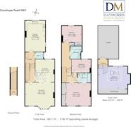 Floorplan 1 of 1 for 34 Courthope Road