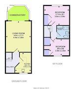 Floorplan 1 of 1 for 2 Caddy Lane