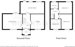 Floorplan 1 of 1 for 16 Caius Close
