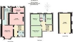 Floorplan 1 of 1 for 242 Benham Hill