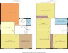 Floorplan 1 of 1 for 1 Lammermuir Place