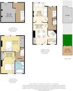 Floorplan 1 of 2 for 1 Grosvenor Terrace