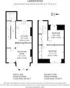 Floorplan 1 of 1 for 5 Larden Road