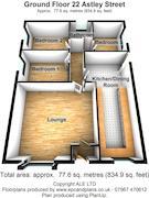 Floorplan 1 of 1 for 22 Astley Street