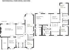 Floorplan 1 of 1 for Waters Edge, Park Drive