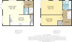Floorplan 1 of 1 for 6 Lone Eagle Close