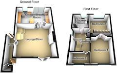 Floorplan 1 of 1 for 207 Trewyddfa Road