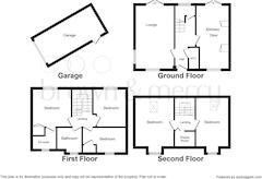 Floorplan 1 of 1 for 10 Harlech Road
