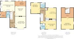 Floorplan 1 of 1 for Homerton Lodge, Heartenoak Road