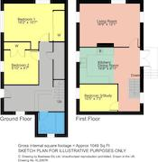 Floorplan 1 of 1 for The Old Stables,
