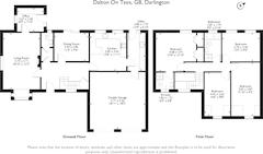 Floorplan 1 of 1 for 7 The Green