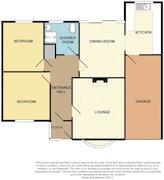 Floorplan 1 of 1 for 16 Highcroft