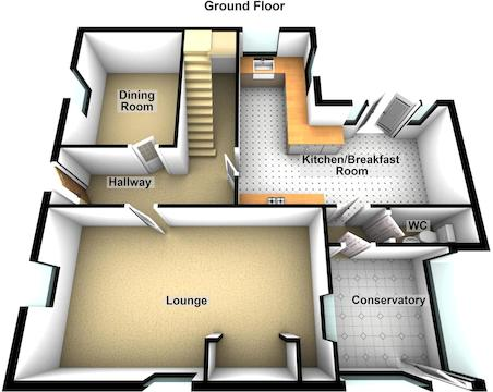 3d Fferm-Y-Coed - Floor 0.Jpg