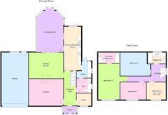 Floorplan 1 of 1 for 59 Stafford Road