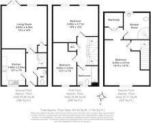 Floorplan 1 of 1 for 14 Station Road