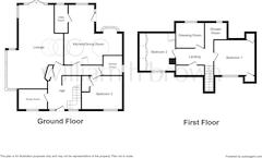 Floorplan 1 of 1 for 5 Mill Close