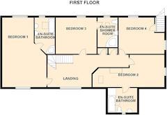 Floorplan 2 of 4 for 4 Oak Tree Close